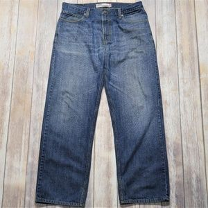 Levi's 569 Loose Straight Jeans Size 34X34